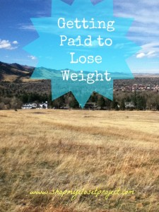 Getting Paid To Lose Weight