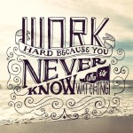 How hard are you REALLY working?