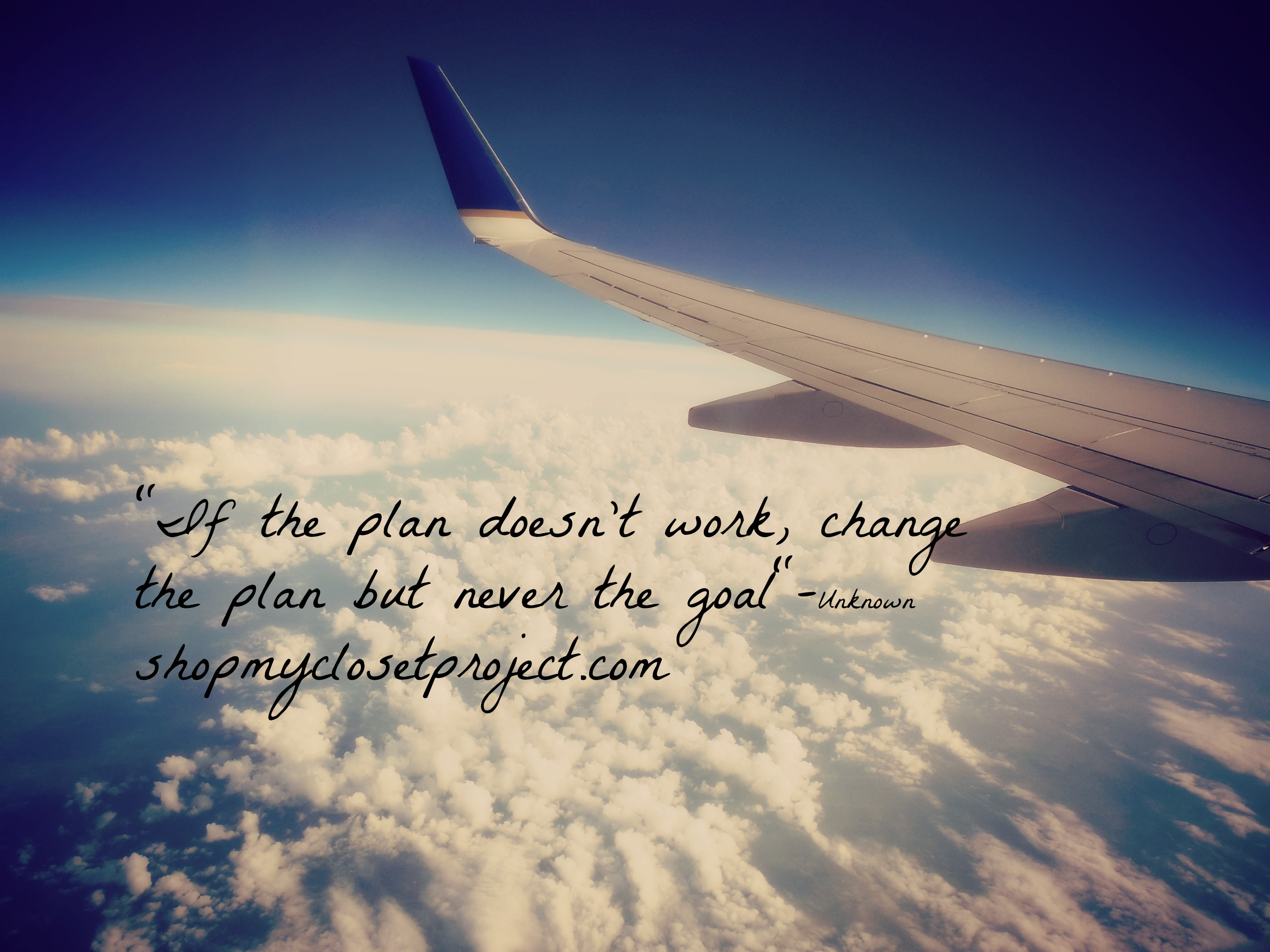 Plan Change Quotes Change of Plans Quotes And