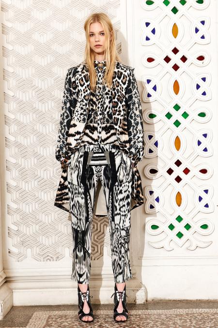 Cheryl-Coles-Roberto-Cavalli-Fall-2014-Show-Roberto-Cavalli-Resort-2014-Animal-Print-Coat1