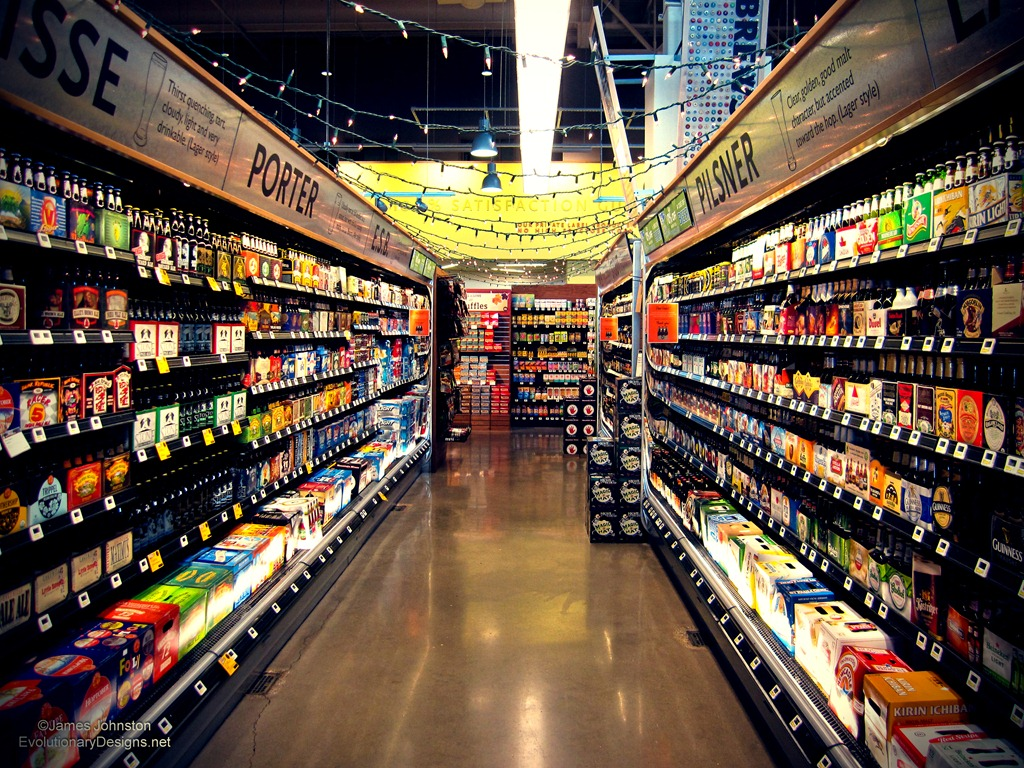 The Gentrification Of One of My Grocery Stores