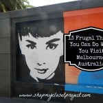13 Frugal Things You Can Do When You Visit Melbourne, Australia
