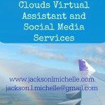 What I Am Doing Now or Skipping In The Clouds Virtual Assistant and Social Media Services