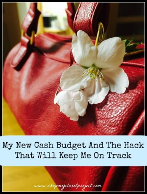 My New Cash Budget And The Hack That Will Keep Me On Track
