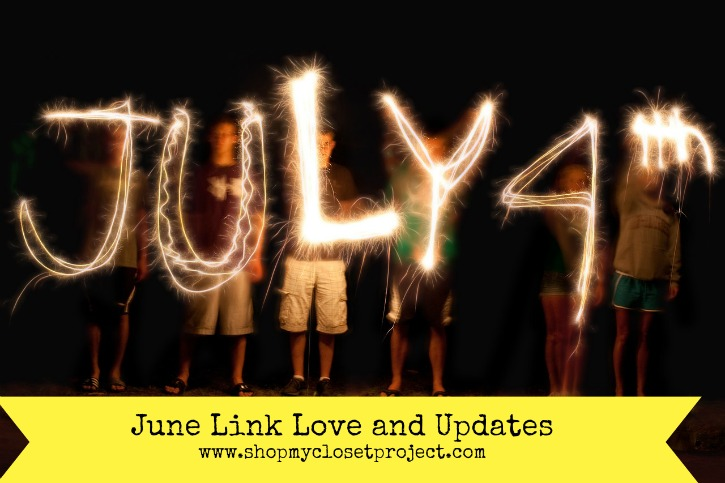 June Link Love and Updates