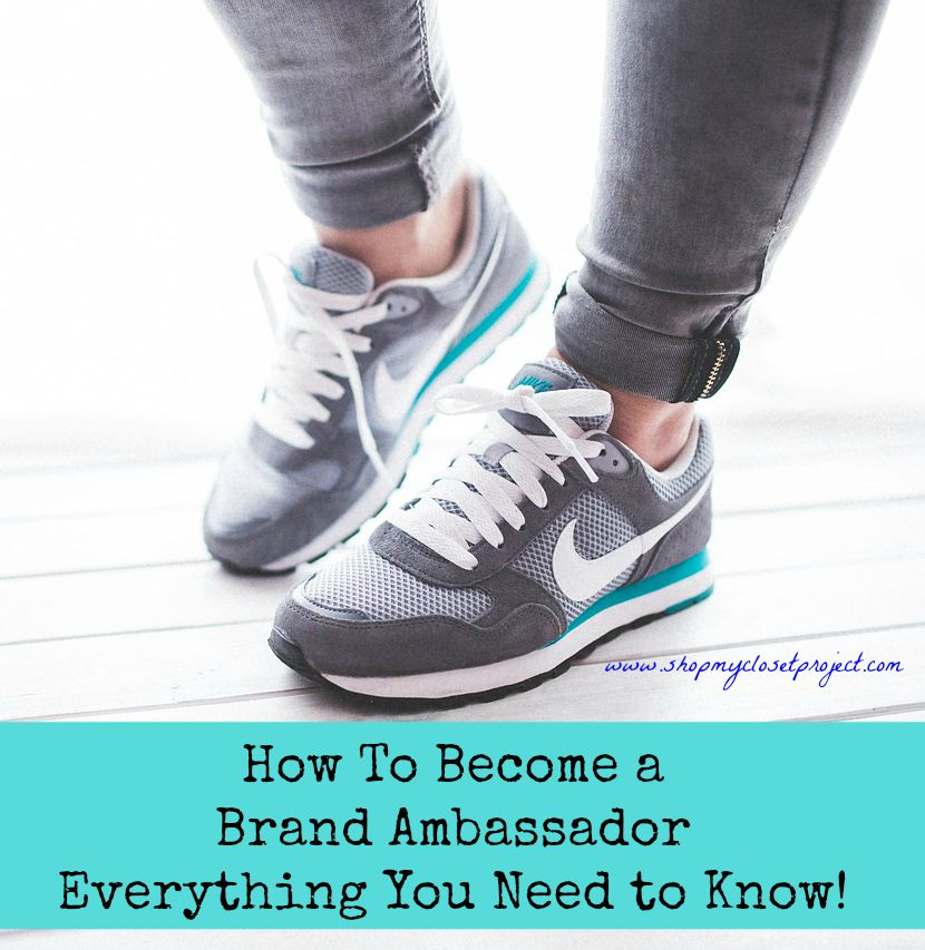 How To Become a Brand Ambassador-Everything you need to know!