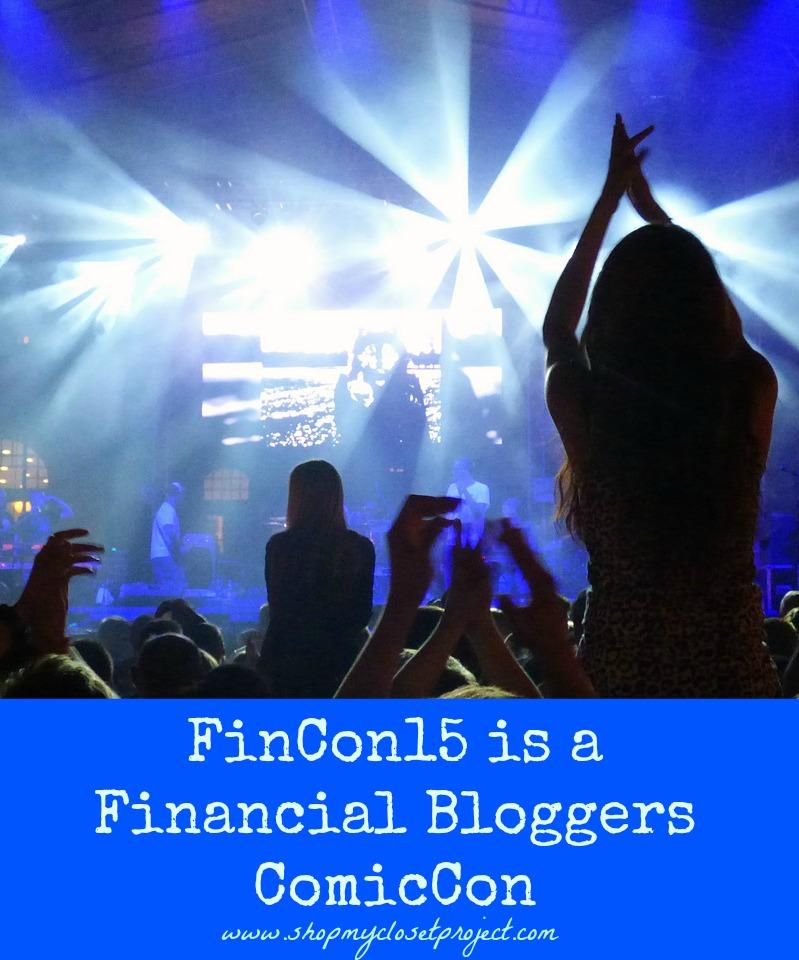 FinCon15 Is a Financial Bloggers ComicCon