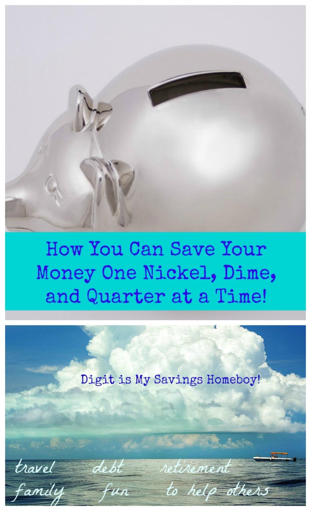 Digit is My Savings Homeboy!