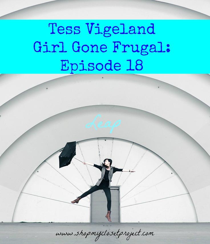 Tess Vigeland: Girl Gone Frugal Episode 18