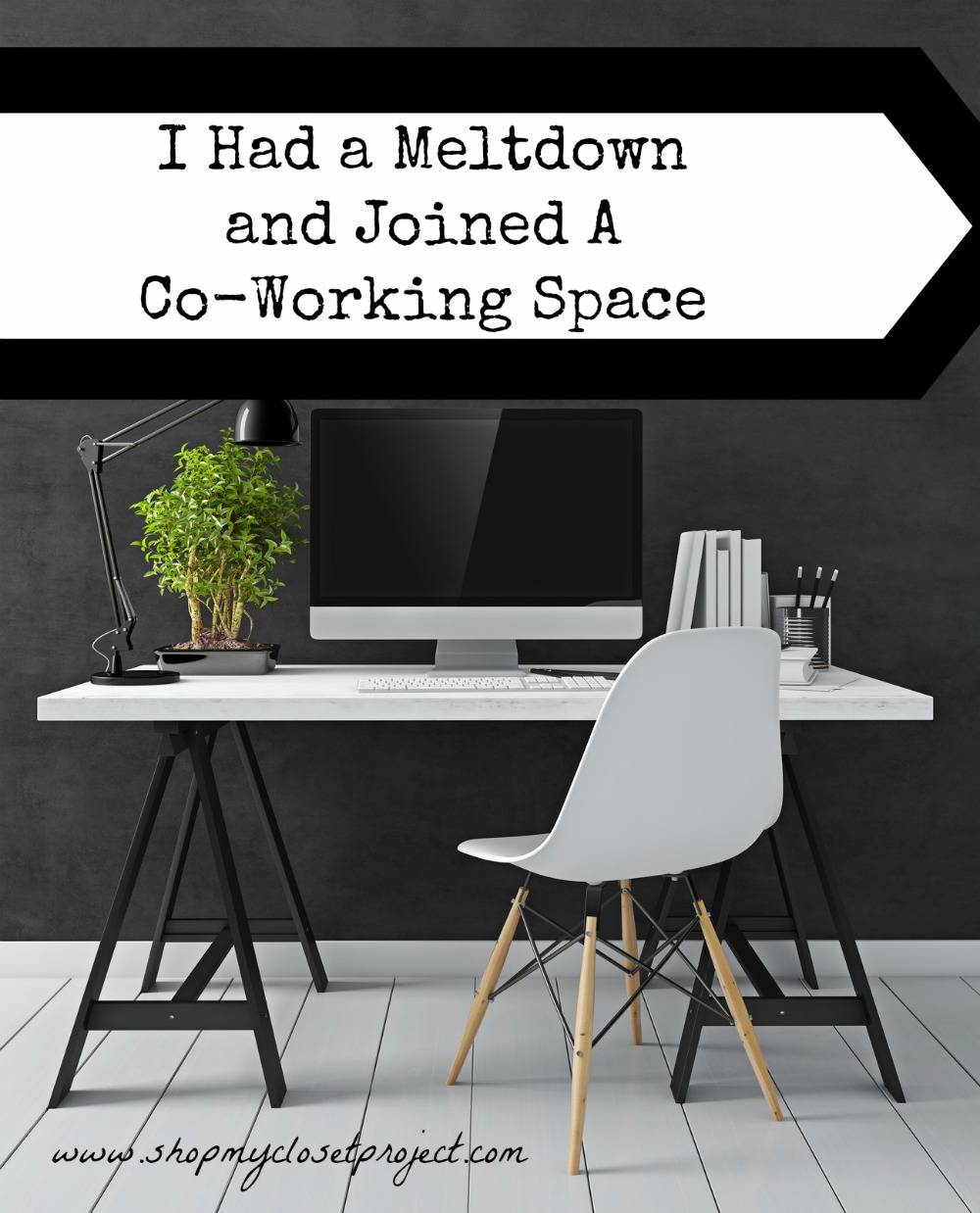I Had a Meltdown and Joined A Co-Working Space