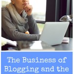 The Business of Blogging and the Muting of Our Creative Voices