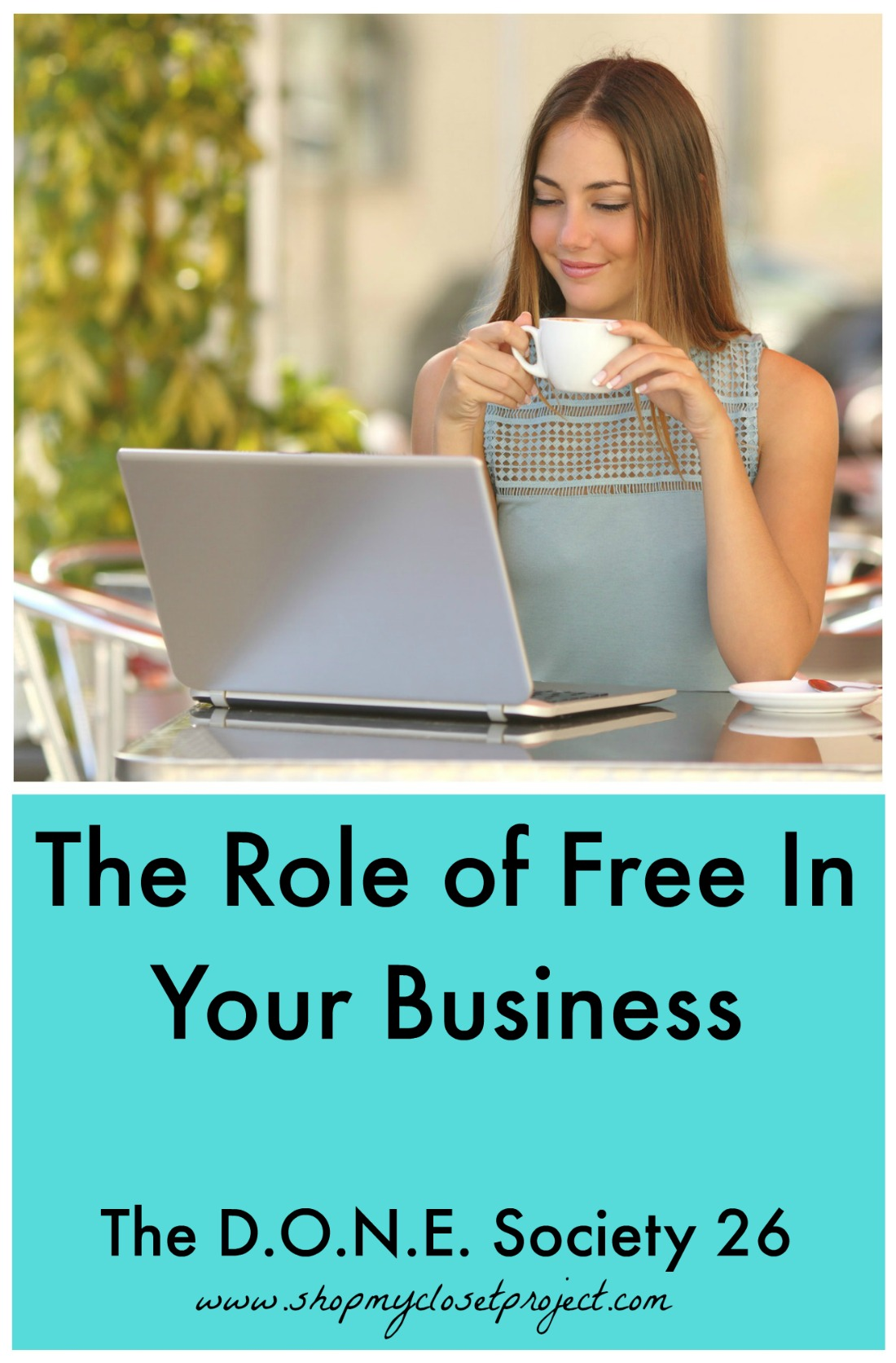 The Role of Free in Your Business-The D.O.N.E. Society