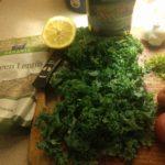Warm Lentil, Potato, and Kale Salad: Frugal Eats